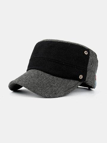 Woolen Flat Hat