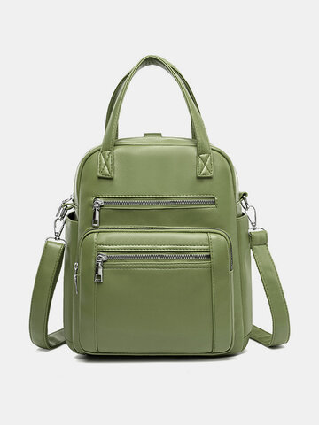 Large Capacity Casual Women Backpack