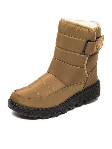 Waterproof Non-slip Warm Lined Snow Boots