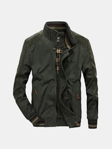Autumn Military Outdoor Business  Jacket for Men