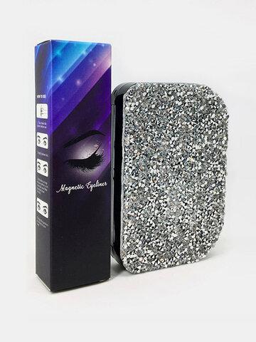 Colorful Magnetic Eyelashes Set