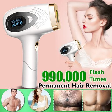 Epilator Painless Removal System