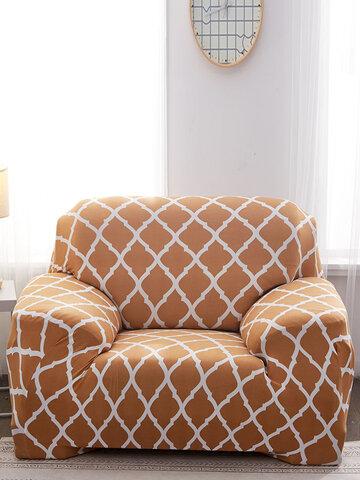 1/2/3/4 Seater Elastic Sofa Cover