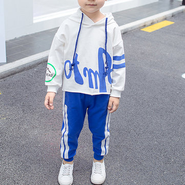Boys Tops Pants Sports Sets For 1Y-9Y