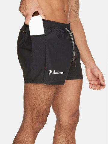 Workout Gym Training 2 in 1 Shorts