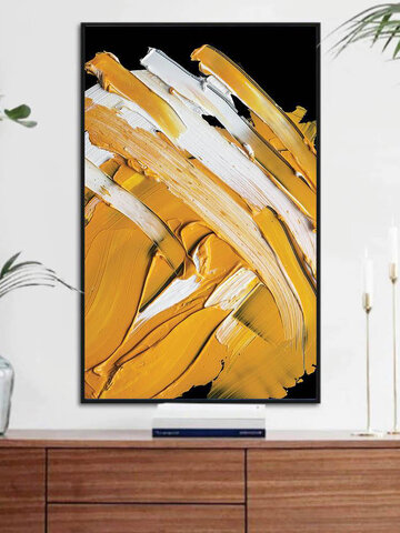 Abstract Painting Pattern Canvas Painting Unframed Wall Art Canvas Living Room Home Decor