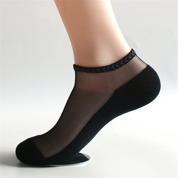 Unisex Breathable Net Socks