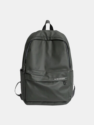 Preppy Oxford Simple Backpack