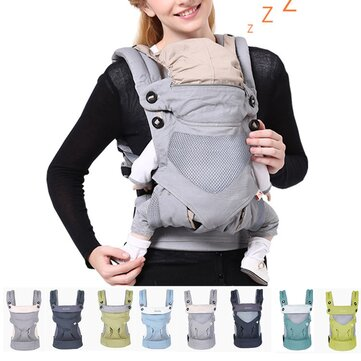 Women Multi-functional Four Position Infant Baby Carrier