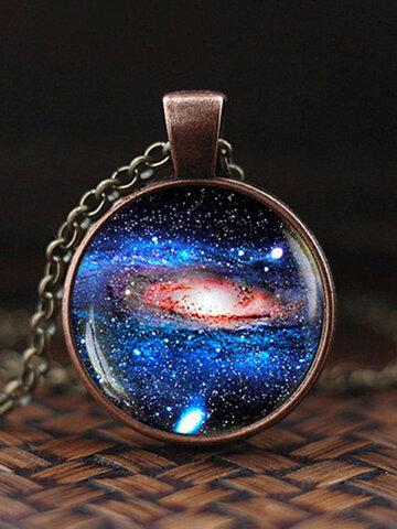 Universe Starry Sky Necklace