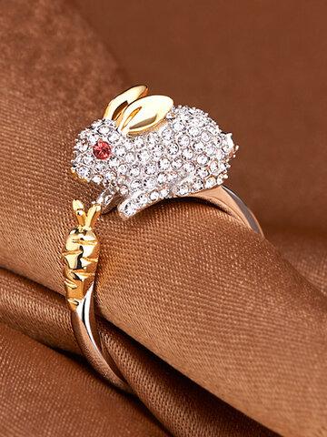 Cute Animals Stylish Rings