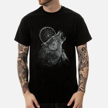 Men's Funny 3D Printed T-shirt