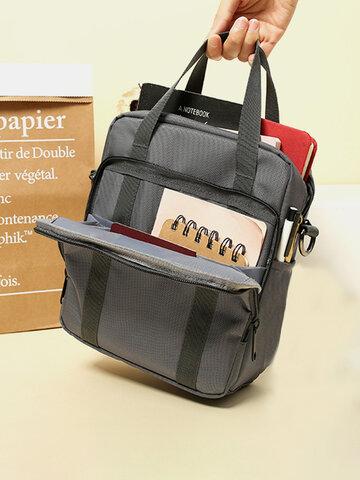Casual Nylon Waterproof Multi-pocket Travel Bags