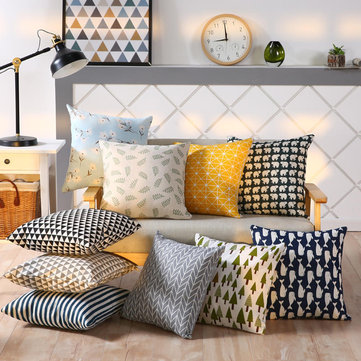 Modern Nordic Style Cushion Cover