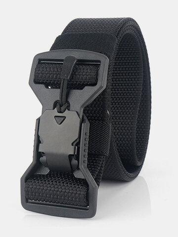 125cm Plastic Magnet Function Buckle Tactical Belt