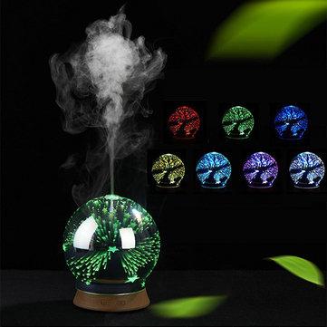 Aroma Diffuser Ultrasonic Humidifier