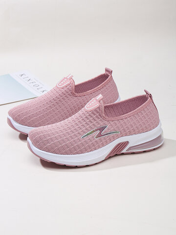 Women Cushion Walking Shoes