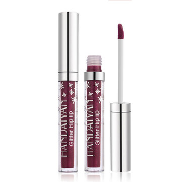 Matte to Glitter Liquid Lipstick Long lasting Magical Color Shiny Lip gloss Shimmer Lip Tint