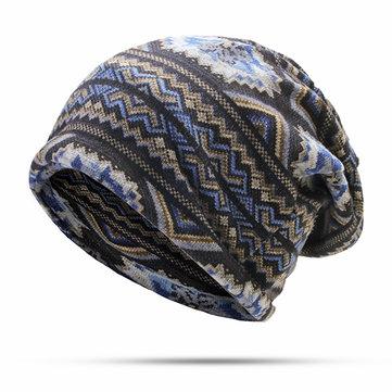 Bonnet Sciarpa ad Anello Caldo a Prova di Vento Multifunzionale