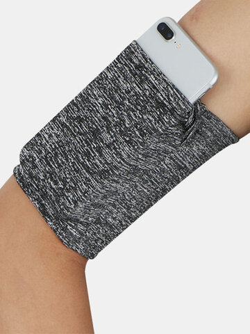 5.8 Inch Phone Holder Cycling Wrist Wallet