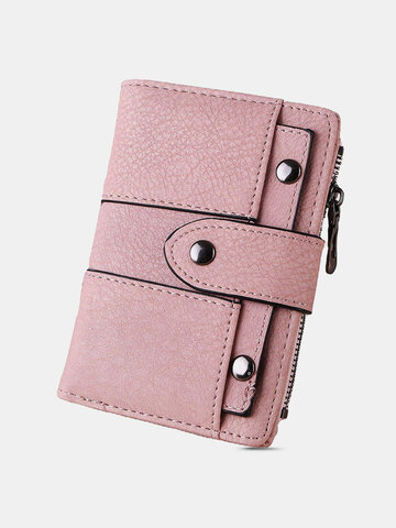 Spring Trifold Wallet Purse