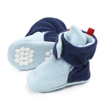 बेबी Soft फ्लैट्स प्रथम वॉकर 0-2 साल के लिए