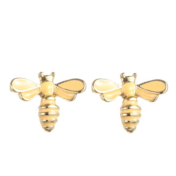 Cute Bees Stud Earrings