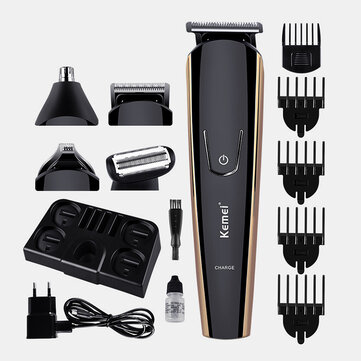 6-In-1 Multi-Function Hair Trimmer