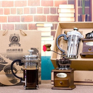 Two Coffee Maker Sets