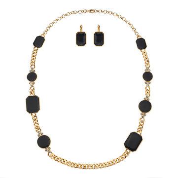 JASSY® Luxus Goldschmuck Set