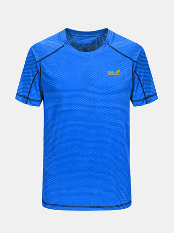 Summer Quick-drying Breathable Sport T-Shirts