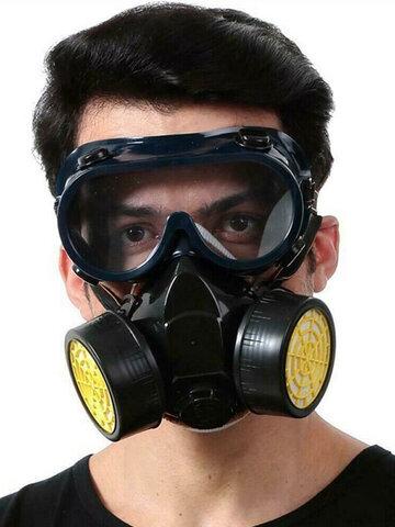 防毒マスク保護フィルター化学防毒マスクの安全性