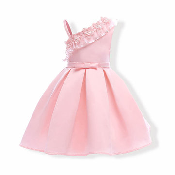 Flower Girls Princess Dress 3Y-10Y
