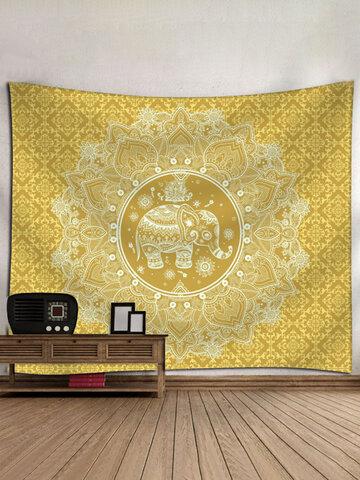 Multi-color Bohemian Printing Wall Hanging Tapestry