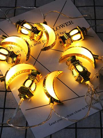 Ramadan and Eid Decor Lights LED Lights Home Party Favor Nice LED String Lights