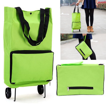 Shopping Trolley Bag With Wheels