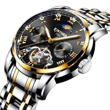 Homens de negócios relógios mecânicos