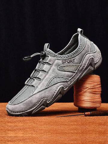 Men Large Size Casual Business Shoes