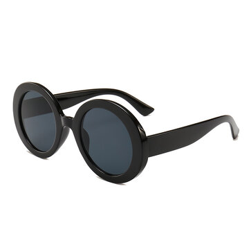 Womens Vogue Round Sunglasses