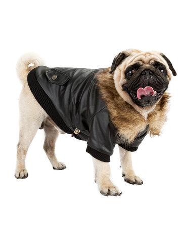 Fashion Style Leather Dog Clothes