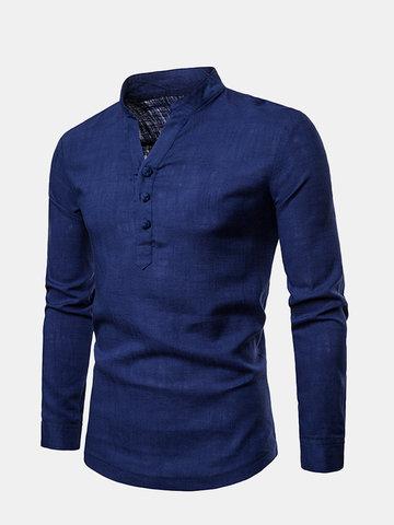 Breathable Thin Slim Casual T Shirts