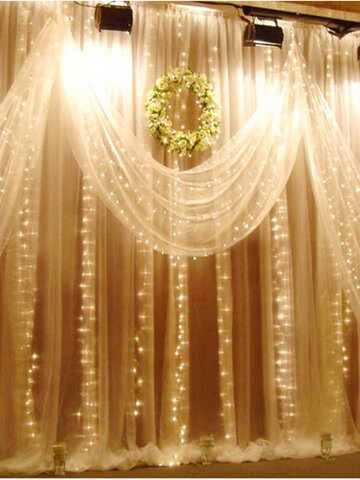 600 LED Light String Wedding Christmas Party