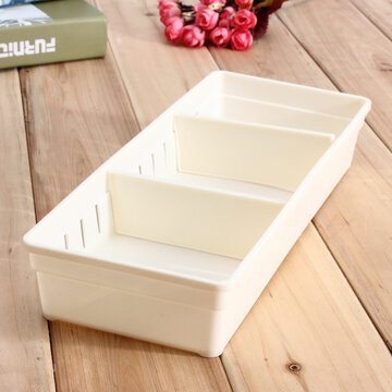 5 Colors Adjustable Makeup Storage Box Drawer Home Kitchen Office Supplie Pencil Jewelry Organizer