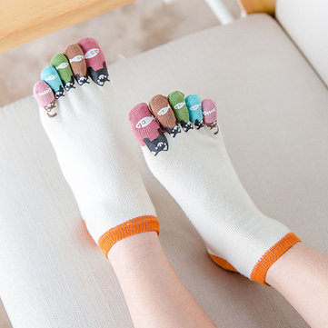 Cotton Toed Socks