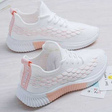Mesh Athletic Trainers Breathable Shoes