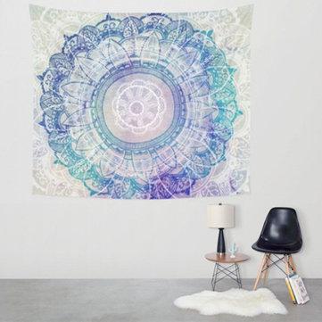 Indian Bohemian Mandala Tapestry Mandala Wall Hanging Blanket Wallcover Bedspreads Home Decor