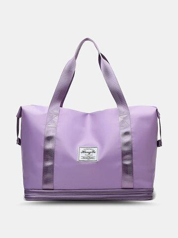 Large Capacity Dry Wet Separation Travel Bag