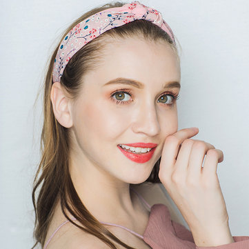 Cross Womens Make Up Headband