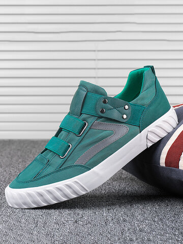 Men Cloth Soft Sole Casual Sneakers