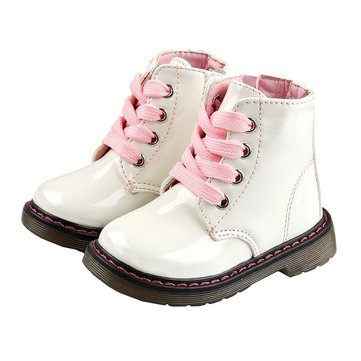 Unisex Kids Waterproof Short Boots